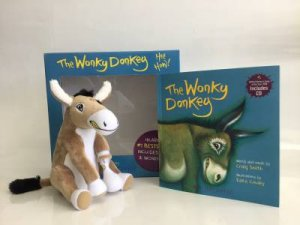 The Wonky Donkey And Plush by Craig Smith