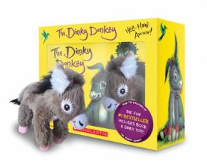The Dinky Donkey Boxed Set + Plush + Minibook by Craig Smith