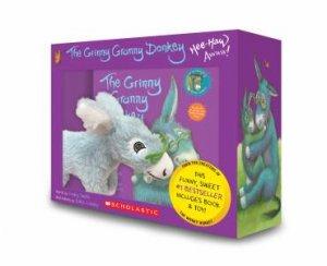The Grinny Granny Donkey Box Set With Plush by Craig Smith & Katz Cowley