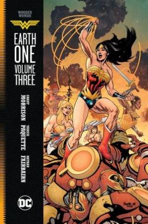 Wonder Woman by Grant Morrison