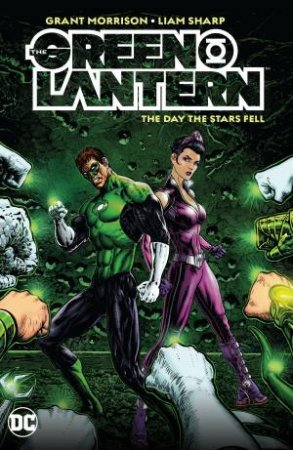 The Green Lantern Vol. 2 The Day The Stars Fell by Grant Morrison