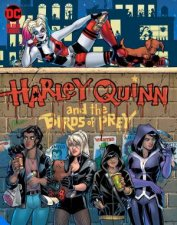 Harley Quinn  The Birds Of Prey The Hunt For Harley