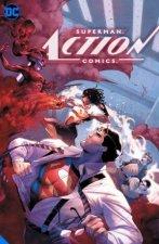Superman Action Comics Vol 3  Leviathan Hunt