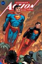 Superman Action Comics Vol 4 Metropolis Burning