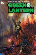 The Green Lantern Season Two Vol 2