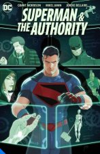 Superman  The Authority