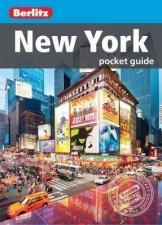 Berlitz: New York Pocket Guide (11e) by Various