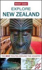 Insight Guides: Explore New Zealand by Various