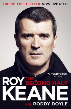 The Second Half by Roy Keane & Roddy Doyle