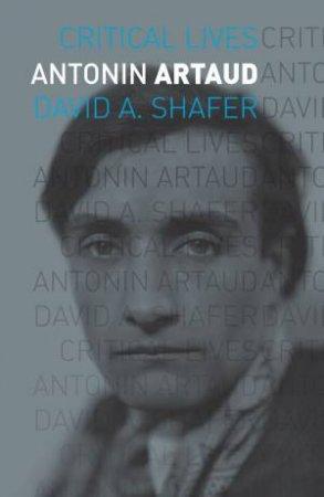 Antonin Artaud by David Shafer