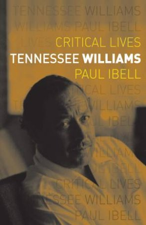 Tennessee Williams by Paul Ibell