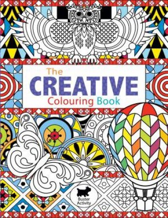 The Creative Colouring Book by Various