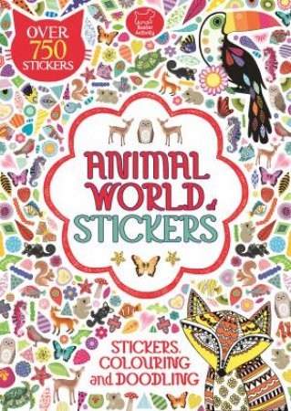 Animal World of Stickers