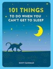 101 Things To Help You Sleep