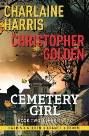 Inheritance by Charlaine Harris & Christopher Golden
