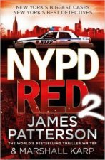 NYPD Red 02 by James Patterson