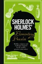 Sherlock Holmes Elementary Puzzles