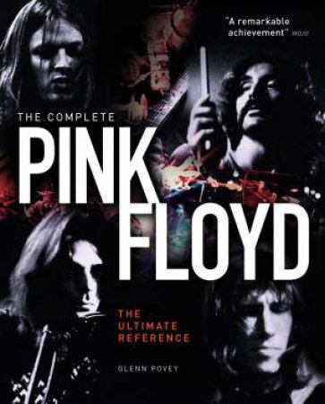 The Complete Pink Floyd by Glenn Povey