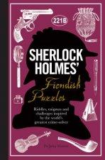 Sherlock Holmes Fiendish Puzzles