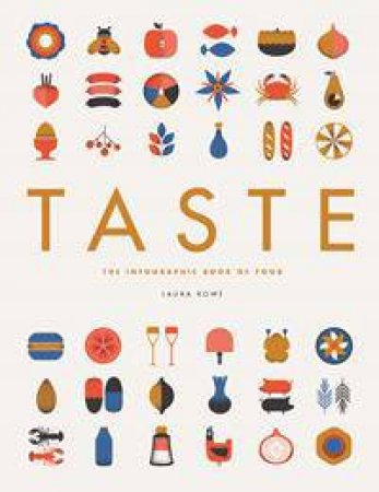 Taste: Infographic Book of Food