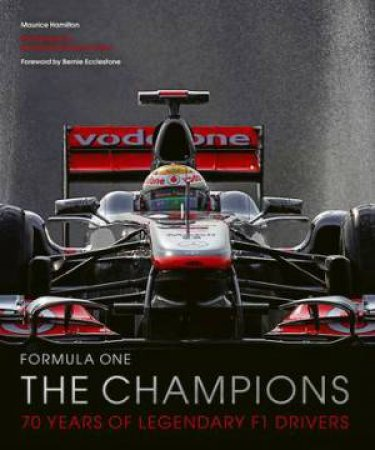 Champions (Formula One) by Maurice Hamilton & Bernard Cahier & Paul-Henri Cahier