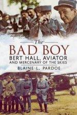 Bad Boy Bert Hall Aviator and Mercenary of the Skies