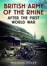 British Army Of The Rhine After The First World War