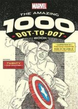 Marvel The Amazing 1000 DotToDot Book