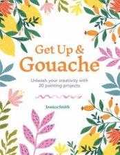 Get Up  Gouache