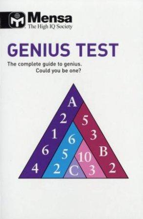 Mensa Genius Test by Various