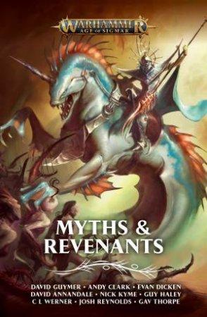 Myths & Revenants (Warhammer) by David Guymer