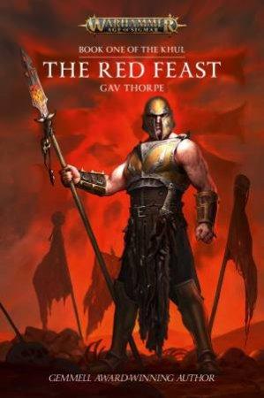 Age Of Sigmar: The Red Feast (Warhammer) by Gav Thorpe