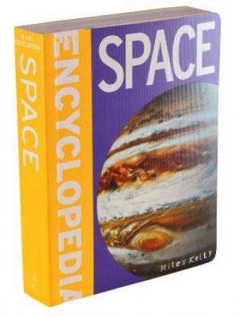 Miles Kelly Mini Ency: Space by Various