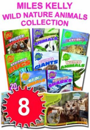 Wild Nature - 8 Pack by Various