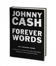 Forever Words: The Unknown Poems by Johnny Cash