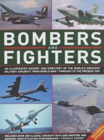 Bombers and Fighters 2 Book Slipcase by Various
