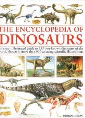 The Encyclopedia Of Dinosaurs