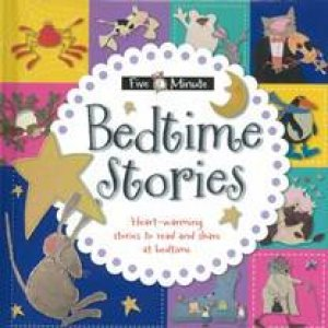 Five Minute Bedtime Stories by Kate Toms