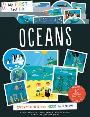 Oceans (My First Fact File)