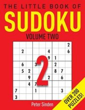 The Little Book Of Sudoku 2 by Pete Sinden