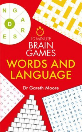 10-Minute Brain Games: Words And Languag