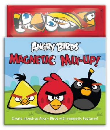 Angry Birds: Magnetic Mix-Up!
