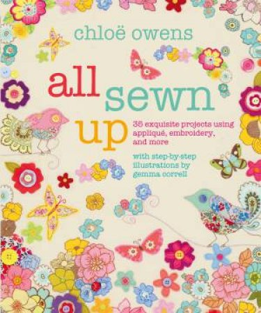 All Sewn Up by Chloë Owens