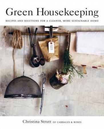 Green Housekeeping by Christina Strutt