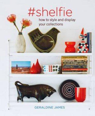 #Shelfie by Geraldine James