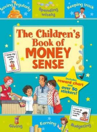 Children's Book of Money Sense by UNKNOWN