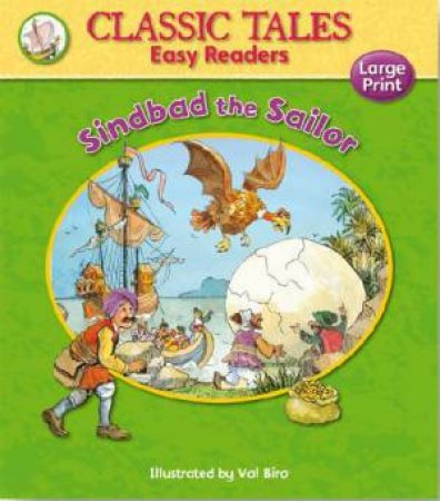 Classic Tales Easy Readers: Sinbad the Sailor by AWARD