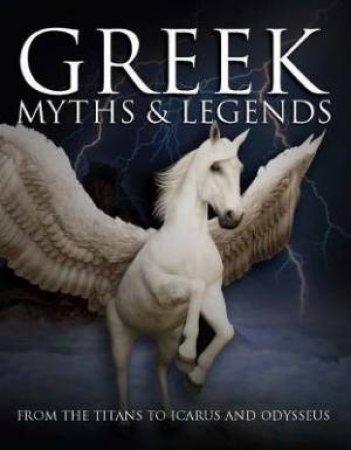 Greek Myths by Various