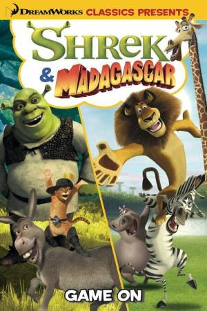 Dreamworks Classics, Shrek & Madagascar, Game On