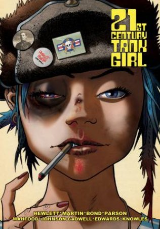 21st Century Tank Girl by Alan C. Martin